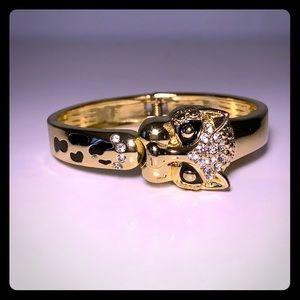 Anthropologie Cheetah Bracelet